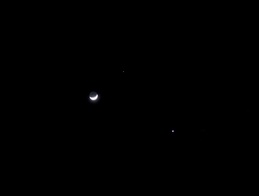 moon and venus 2017 - photo #6