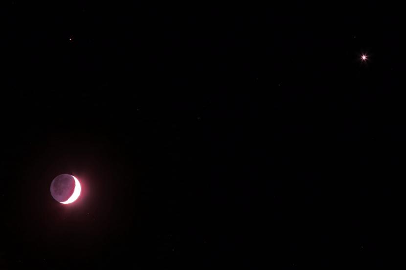 moon and venus 2017 - photo #37